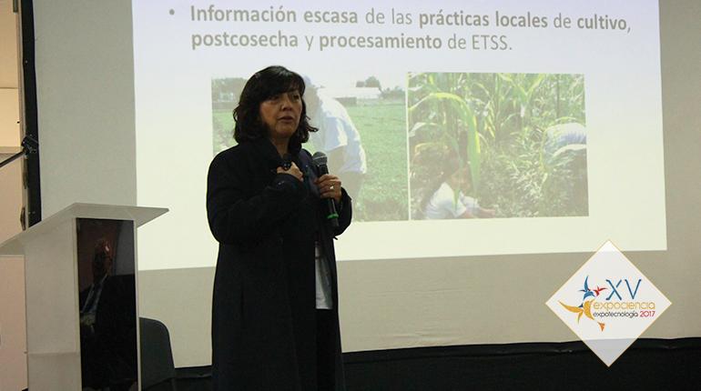 Amanda Gálvez, egresada MIT
