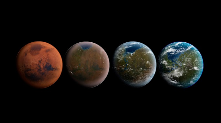 Un físico que escribe software está ganando la carrera por la conquista del planeta rojo