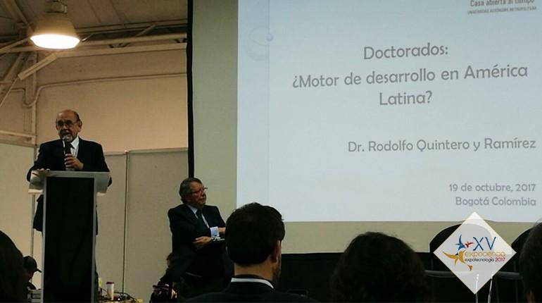 Doctorados ¿son un motor de desarrollo en América Latina? En Expociencia 2017 se abrió campo a la participación