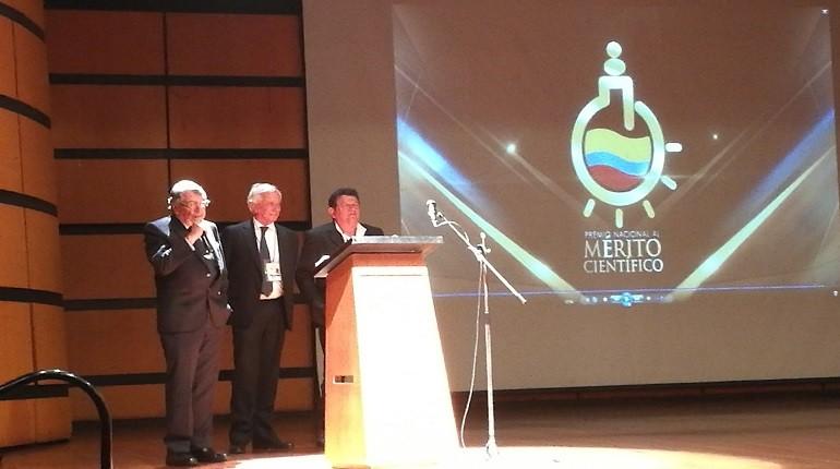 El mérito científico fue reconocido en la inauguración de Expociencia 2017