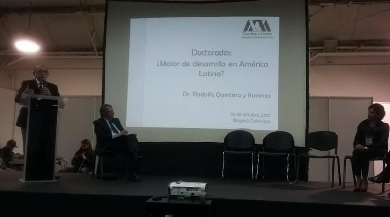 Doctorados ¿Motor de desarrollo en América Latina? - Apartes del Foro en Expociencia