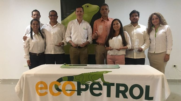 En 2017 Ecopetrol proclamó a cinco ganadores del Premio a la Innovación en la Región Caribe