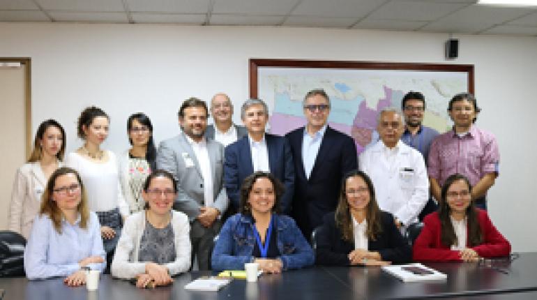 Investigadores de la universidad de Miami, Fundación Valle de Lili, The Pro Cure Diabetes Healing Foundation y el IDCBIS realizan colaboración científica para tratamiento de la diabetes tipo i