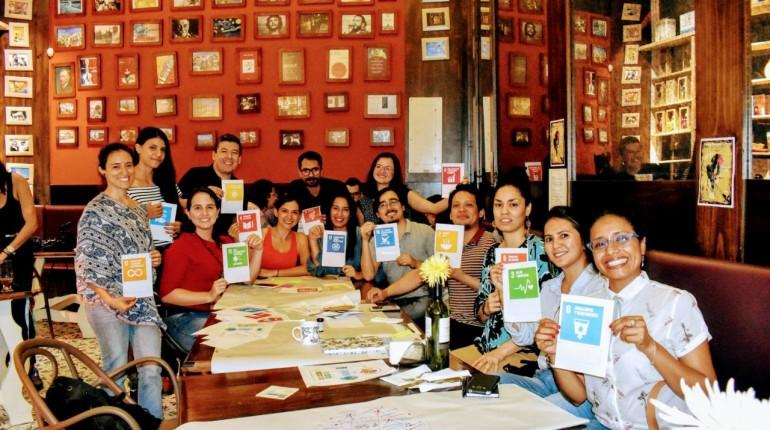 CAFÉ DE CIENCIA: Participación Ciudadana en Política de CTeI