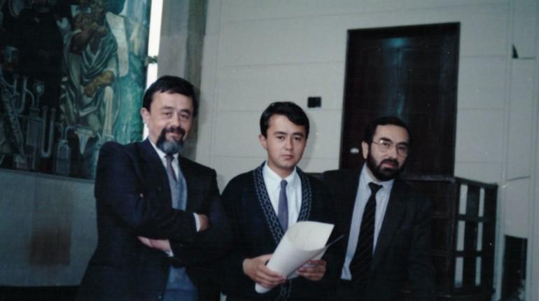Andrés Villaveces - Despidiendo a José Luis Villaveces