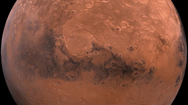 China y Emiratos Árabes en Marte