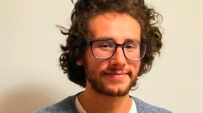 Él es Sebastián Hurtado, el colombiano que se ganó el 'Óscar de la Ciencia'