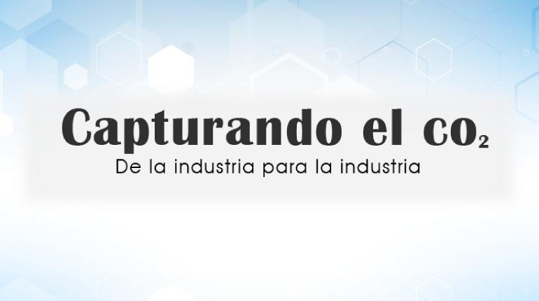 Capturando el co2: De la industria para la industria
