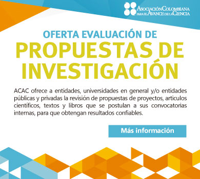 Evaluacion de propuestas de investigacion