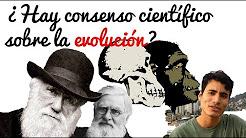 #preguntesesumerce ¿Hay consenso científico sobre la evolución?