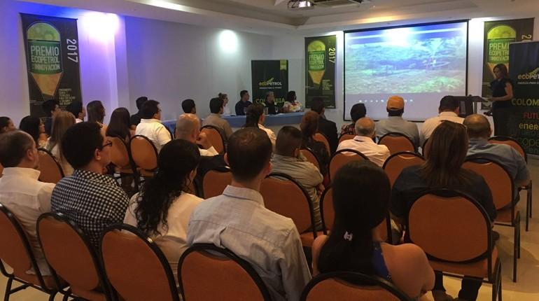 En 2017 Ecopetrol proclamó a siete ganadores del Premio a la Innovación en santanderes y Boyacá