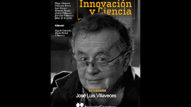 Acac publica número especial con el legado de José Luis Villaveces